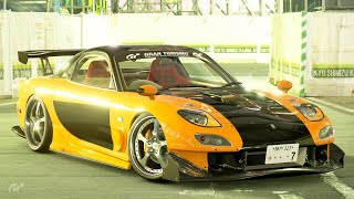 [GT SPORT/PS4 Pro] 配信:ライデン村上の楽しい走行会/頭文字GT Sport Stage