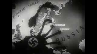 Frank Capra. Battle of Russia from WWII: Why We Fight (1943)