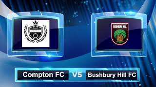 HIGHLIGHTS: Bushbury Hill FC vs Compton FC (27.09.2020)