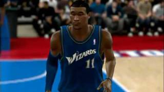 NBA 2K13 John Wall Mix (yes its really 2k10 and i know he