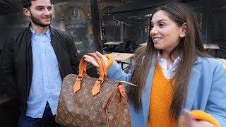 法国人用了1300元买了一个8000元的LV包!