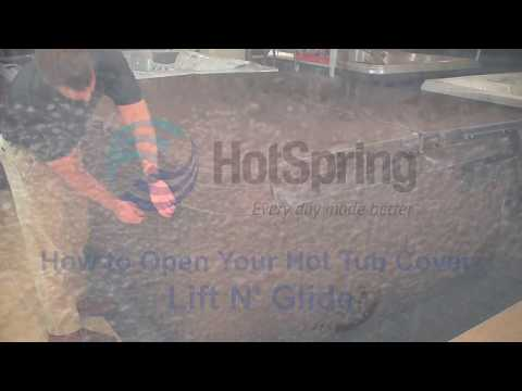 Hot Tub Cover Lifters Hot Spring Spa Cover Lifters | Hot