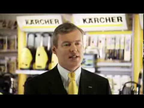 KARCHER, The History behind the Brand.