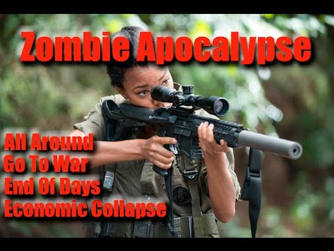 Best Zombie Apocalypse, SHTF, WROL Rifle Scope/Red Dot Optic: If You Could Only Have One?