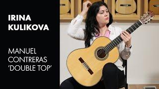 "Torroba ""Sonatina - Mvmt. 3"" played by Irina Kulikova on a 2005 Manuel Contreras"