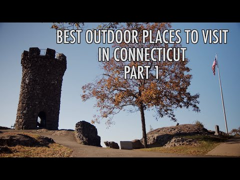 BEST OUTDOOR PLACES TO VISIT IN CONNECTICUT