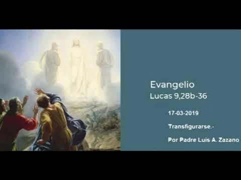 Evangelio del Día Domingo 17 de Marzo - Palabra de Fe