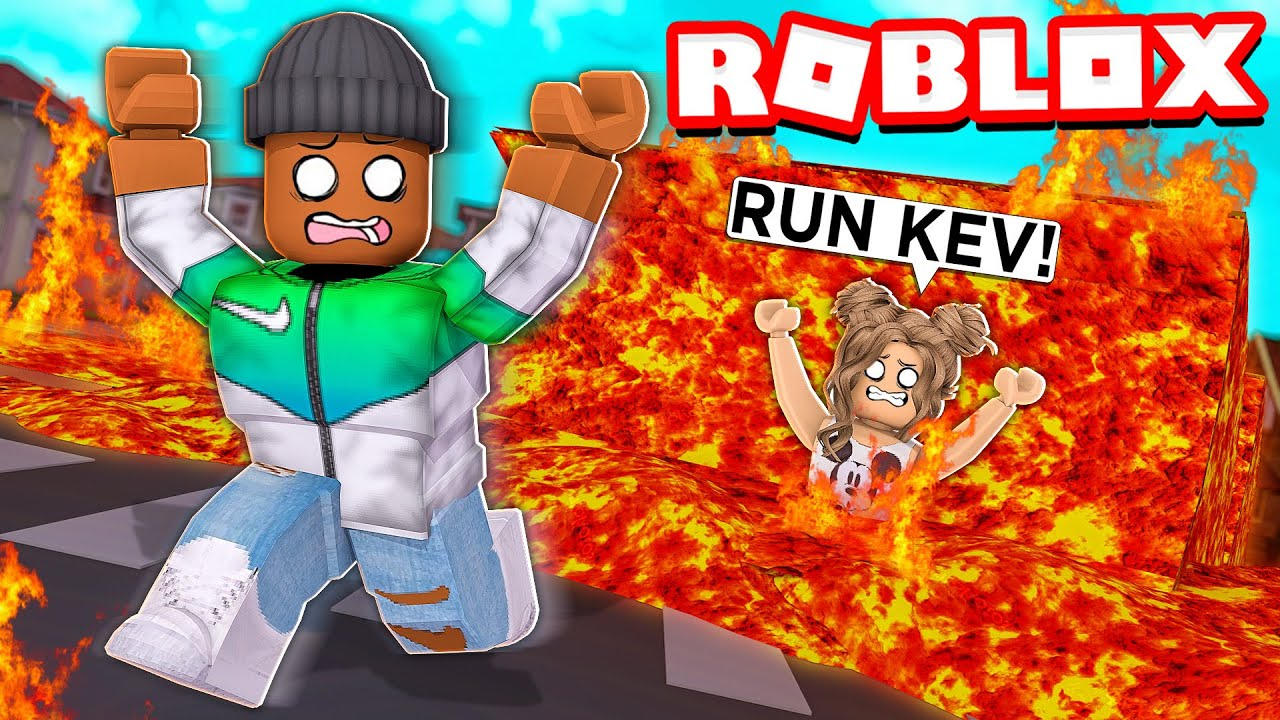 Roblox Lava Run Youtube
