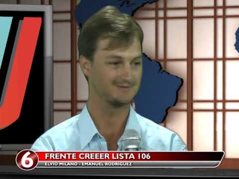 Frente CREER Lista 106 04-04-2019