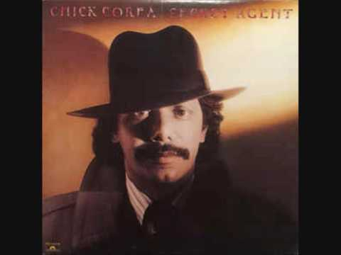 Chick Corea  ‎– Secret Agent(Full Vinyl LP)