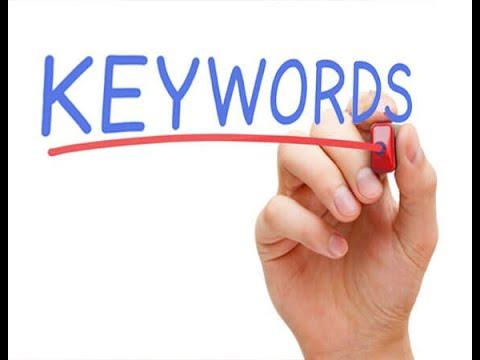 Добавить ключевые слова сайта wordpress