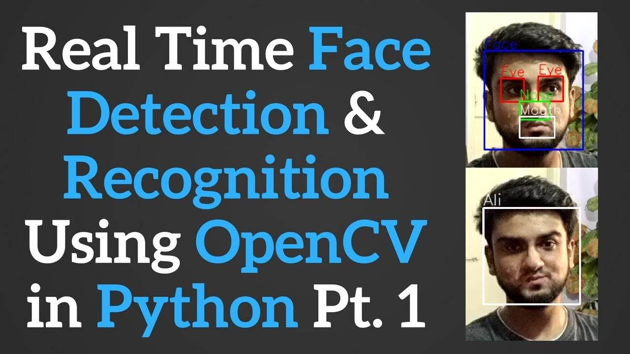 Reading Live Web-Cam Video Stream | Real Time Face Detection in OpenCV with  Python p  1