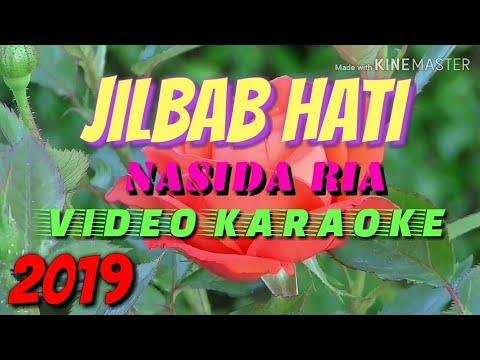 JILBAB HATI Nasida Ria Video Karaoke 2019 Cover By Bang Toyib