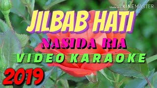 JILBAB HATI Nasida Ria video karaoke 2019 cover by bang Toyib