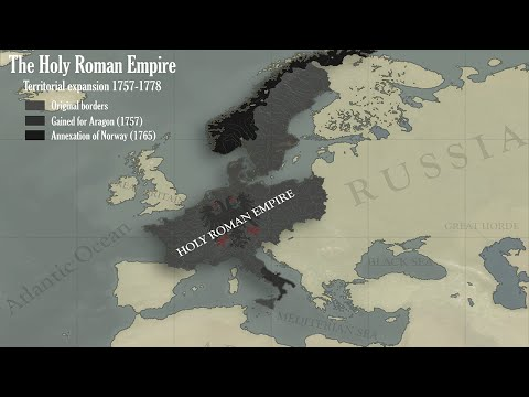 EU4 - Timelapse: The Twin Reichs