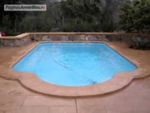 europa piscinas en illes balears youtube