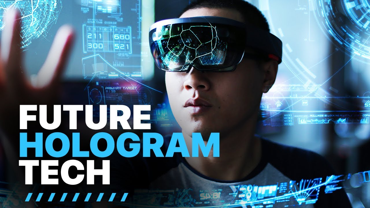 The Future of Holograms, What is to come?