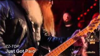 ZZ TOP ~ Just Got Paid ~ Live Chicago 2009