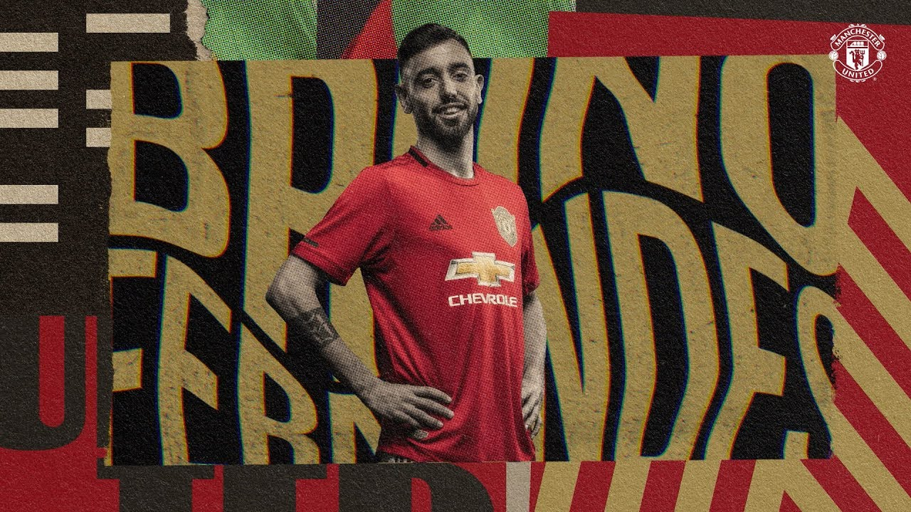 Bruno Fernandes | Welcome to Manchester United!
