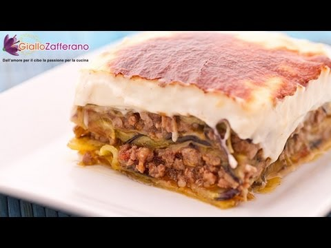 Moussaka - Greek Recipe