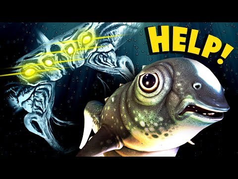 Subnautica - THIS IS TOO MUCH TO HANDLE!! Cuddle Fish Update - Subnautica Gameplay