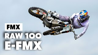 Is This The New Freestyle Motocross? | RAW 100