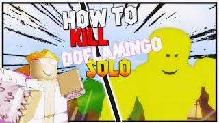 Roblox Blox Piece | HOW TO KILL DOFLAMINGO SOLO!