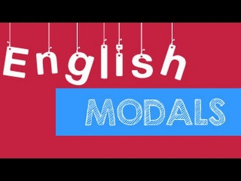 English Modals and Uses of Modals | Class 7 English Grammar