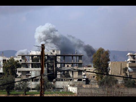 بعد تصويت مجلس الأمن.. تصعيد عسكري بغوطة دمشق  - نشر قبل 1 ساعة