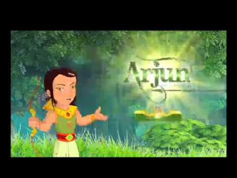 The ARJUN PRINCE OF BALI MOBILE GAME (Ad)