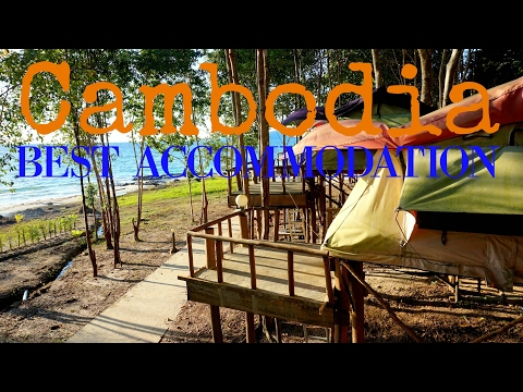 MY BEST CHEAP ACCOMMODATIONS IN CAMBODIA | Backpacking Cambodia