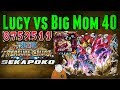 Lucy vs Big Mom 40 Stamina 200 Million Damage Event | Speed Team (2:45) | One PIece Treasure Cruise