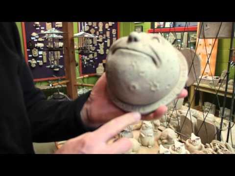 Profile: Sculptor George Carruth & Carruth Studio