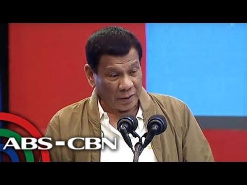 Duterte - Misuari, nagbanta ng digmaan kung di matutuloy ang federalismo | News Patrol