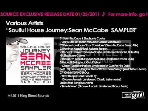 "Sean McCabe & Stephanie Cooke - ""Just A Little Bit""(Sean McCabe Classic Vocal Mix)"
