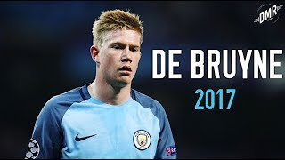 Kevin de bruyne - season review 2017 | amazing playmaker and assists | hd