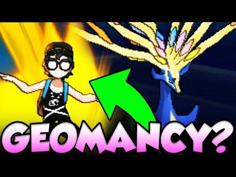 EPIC Z-GEOMANCY XERNEAS SWEEP!