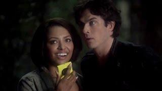 Video The Vampire Diaries: Bonnie & Damon on The Other Side - Comic-Con 2014 download MP3, 3GP, MP4, WEBM, AVI, FLV Juni 2018