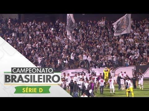 Melhores Momentos - Operário 2 x 1 Maranhão - Série D (14/08/17)