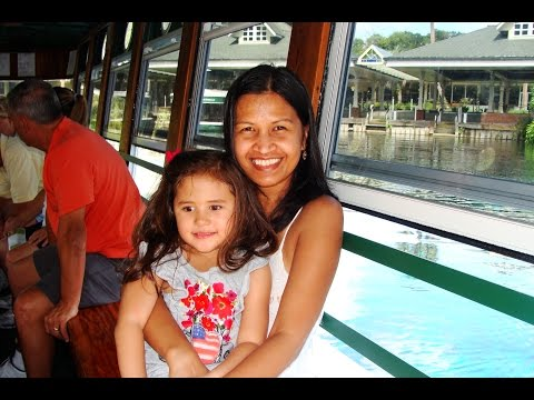 Silver Springs ~ Day 2 ~ Glass-Bottom Boat