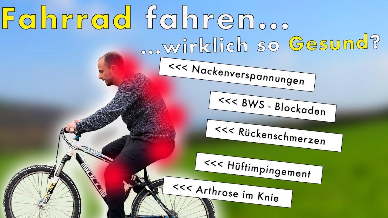 Fahrrad Fahren Gut Gegen Schmerzen 3 übungen Für Radfahrer Youtube