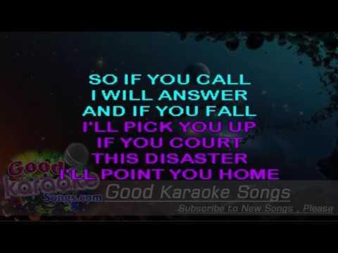 Call and Answer - Barenaked Ladies ( Karaoke Lyrics )