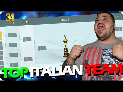 TOP ITALIAN TEAM : TORNEO CHAMPIONS SHIELD !!! [FIFA 16]