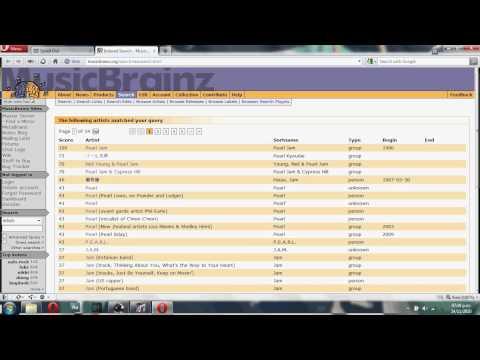 Tuto Hogar Geek: Music Brainz Picard