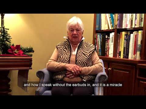 Pocketalker 2.0: Shirley DiMarco's Success Story