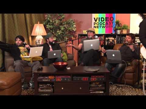 Brett Gelman, John Gemberling  230PST  Video Podcast Network