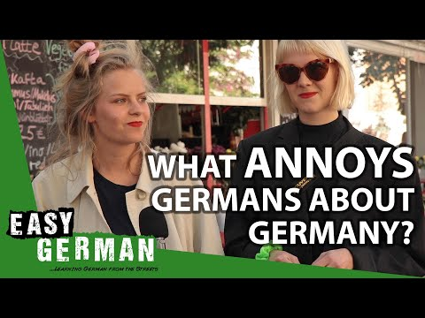 What Germans find annoying about Germany | Easy German 353