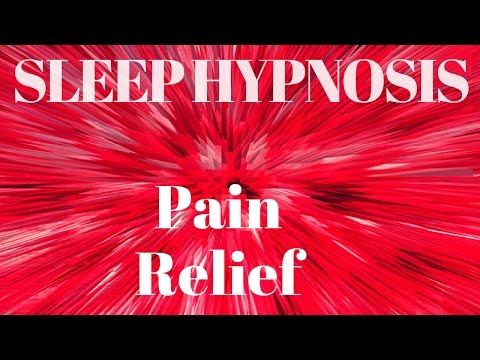 Hypnosis for Pain Relief and Sleep
