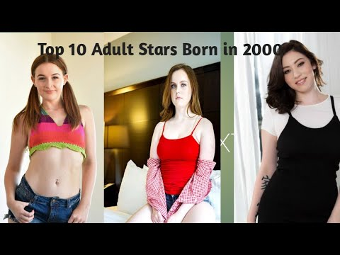Top 10 Young Porn Stars Born In 2000