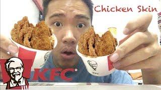 Tasting The New Kfc Chicken Skin